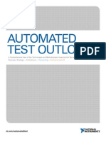 The 2011 Automated Test Outlook