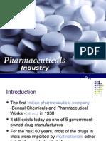 Pharma Industry BE