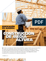 Revista Edificacion en Madera