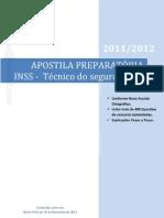 INSS - Técnico  [ Aguarde, imprimindo página 1_