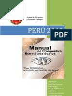 Manual de Prospectiva Basica Cip