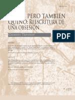 Gilberto Triviños - 'Parra pero también Quino. Reescritura de una obsesión'