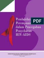 PP Dalam Pencegahan Penularan HIV Dan AIDS