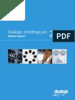 Dealogic Interim Report 2011