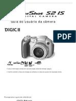 Canon-PowerShot S2 is Pt-br