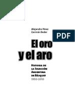 EL ARO Y EL ORO Libro seleccion 1950-2010