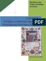 As Tribos Perdidas Na Literatura Rabinica