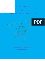 The Geometry of Homological Triangles, by Florentin Smarandache, Ion Patrascu