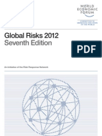 WEF Global Risks Report 2012
