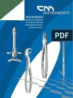 Manual - Instrumentos Dentales