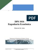 Apostila Engenharia Economica