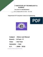 Java Lab Manual 1 It