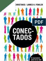 Conectados Nicholas a. Christakis 2010. Ed. Taurus.