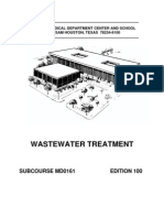 US Army Medical Course MD0161-100 - Waste Water Treatment