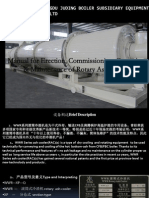 Manual for Erection Commissioning Operation & Maintenance of RAC
