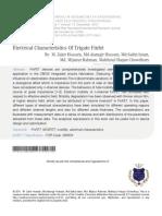 2 Electrical Characteristics of Trigate Finfet