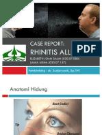 Rhinitis Alergica JOAN