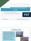 Turismo Como Movimiento Social