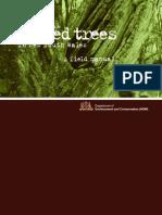 Aboriginal Scarred Trees