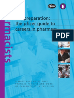 The Pfizer Guide to Careers in Pharmacy[1]
