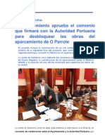 14-01-12 Actividad Municipal Junta de Gobierno