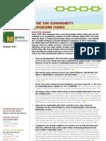 Commodity Exposure Index