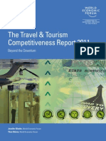 Travel Tourism Competitiveness Report 2011