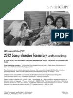 CVSCaremark-2012 Formulary Value