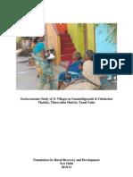 2011-10-25 Tamil Nadu Socioeconomic Report