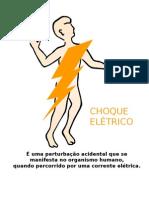 Choque ElÉtrico - Copel - Apresentação Power Point