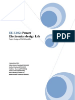 Pwm Rectifier Design Lab Report