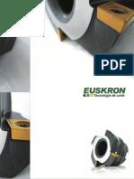 Euskron S.A. Catálogo Fresado 2011