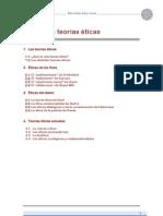 T3. LAS TEORÍAS ÉTICAS