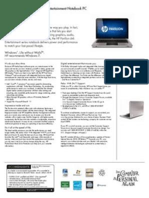 dv6-3052nr_r1_tg_07-20-10 | Laptop | Personal Computers