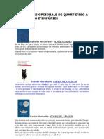 Lectures Opcionals 4tA