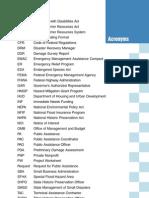 FEMA 321 PA Policy Digest