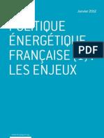 Politique énergétique française (1)