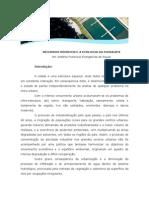 Ecologia Da Paisagem_recursos Hidricos