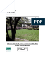 University at Albany Design Guidelines