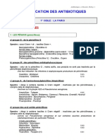Classification Des Antibiotiques (2)
