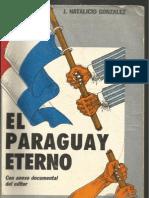 El Paraguay Eterno - J.Natalicio González - Asunción 1935 - Paraguay - PortalGuarani