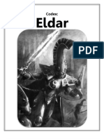 Eldar Codex v.3