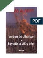 Wass Albert-Vérben és Viharban