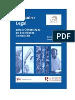 Manual Constituição sociedades MZ