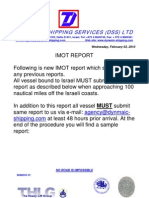 Imot Reports Dated 03.02