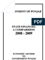 State Finances Com Paras Ion 2008-09