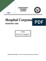 US Navy Course NAVEDTRA 14295 - Hospital Corpsman Course