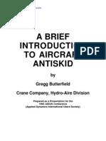 Brief Intro Aircraft Antiskid