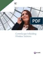 In Building Wireless Solutions Brochure