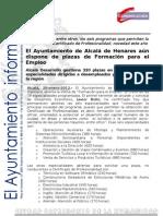 DESARROLLO ECONÓMICO Formación para el Empleo (2)